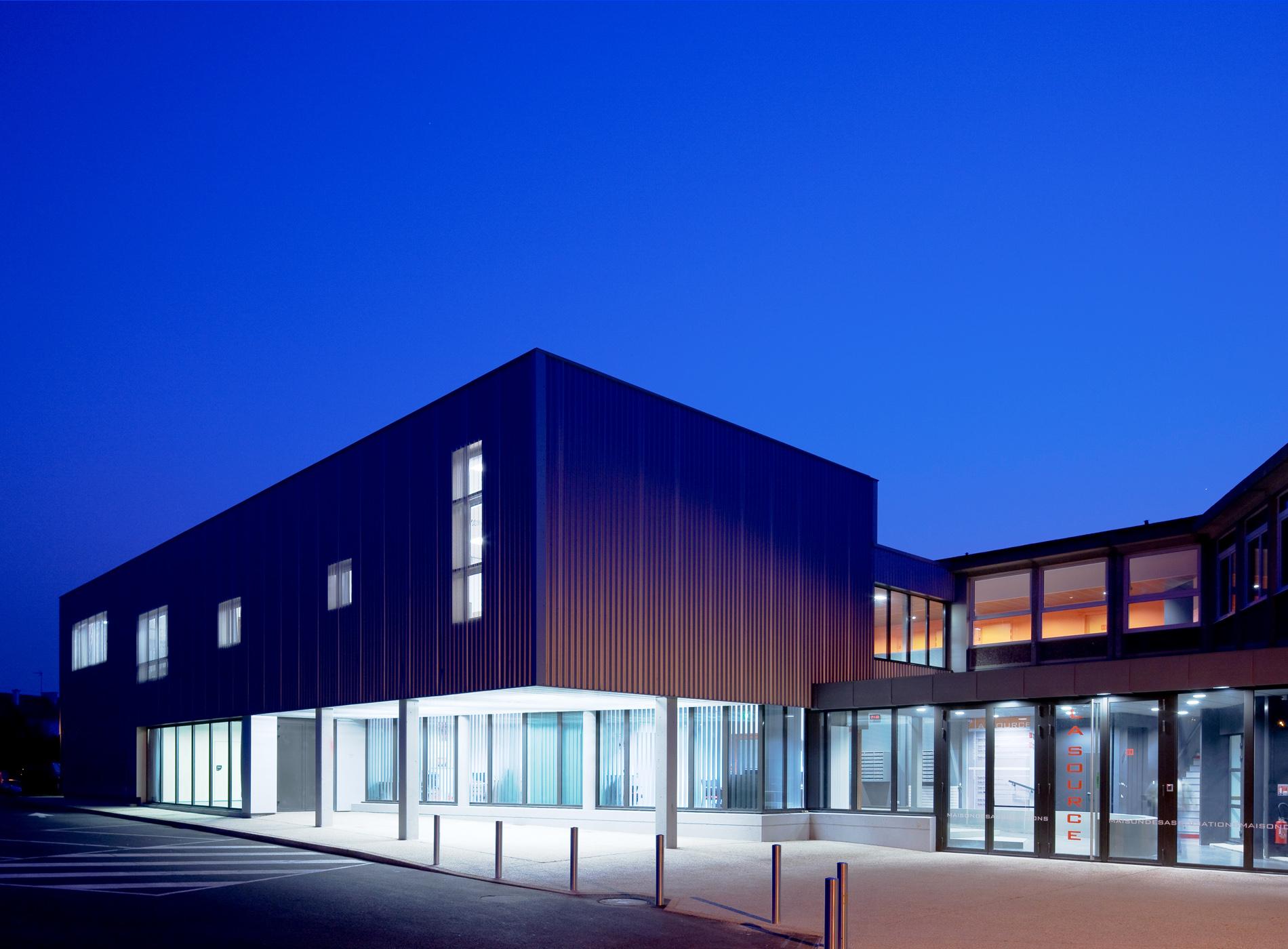Programmation architecturale – Construction d'une maison associative à Dinan - Photo 4 - Cap Urbain, agence de programmation urbaine et architecturale à Nantes // Crédits : S. Chalmeau