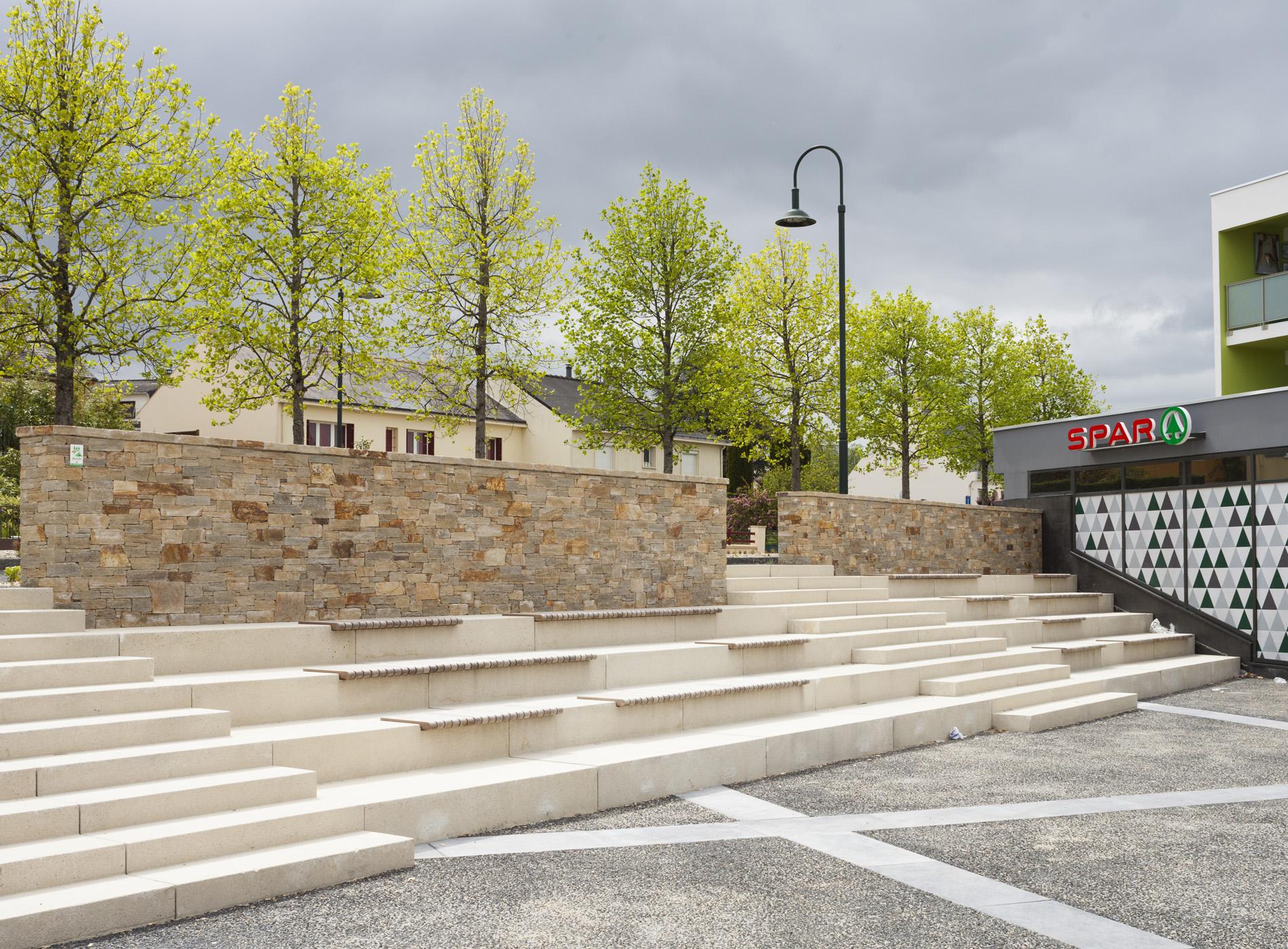 Programmation urbaine – Aménagement des espaces publics - Vallon des Garettes à Orvault - Photo 2 - Cap Urbain, agence de programmation urbaine et architecturale à Nantes