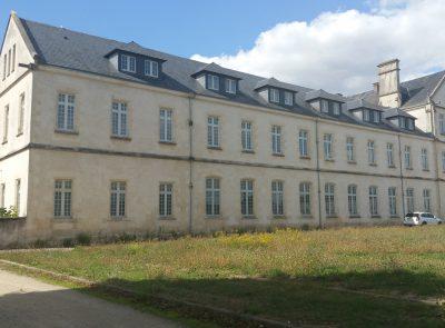 Résidence Richelieu - Aménagement d'une école élémentaire - Photo existant - Cap Urbain, agence de programmation urbaine et architecturale à Nantes