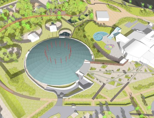 Programmation urbaine am nagements des espaces publics for Piscine de civaux
